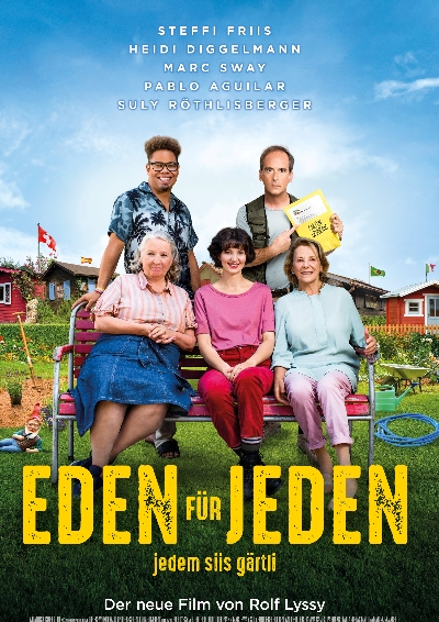 Plakat: Eden für Jeden