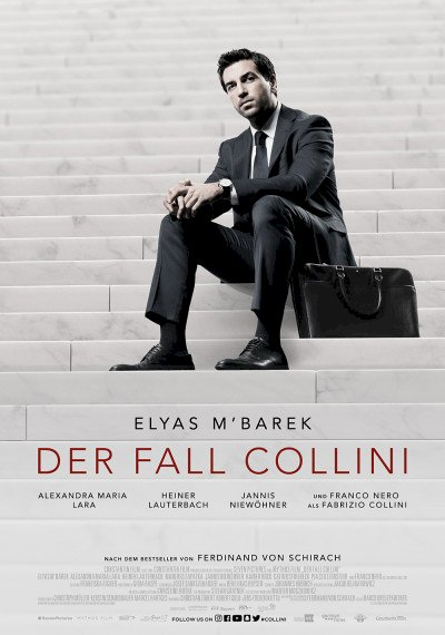 Plakat: Der Fall Collini