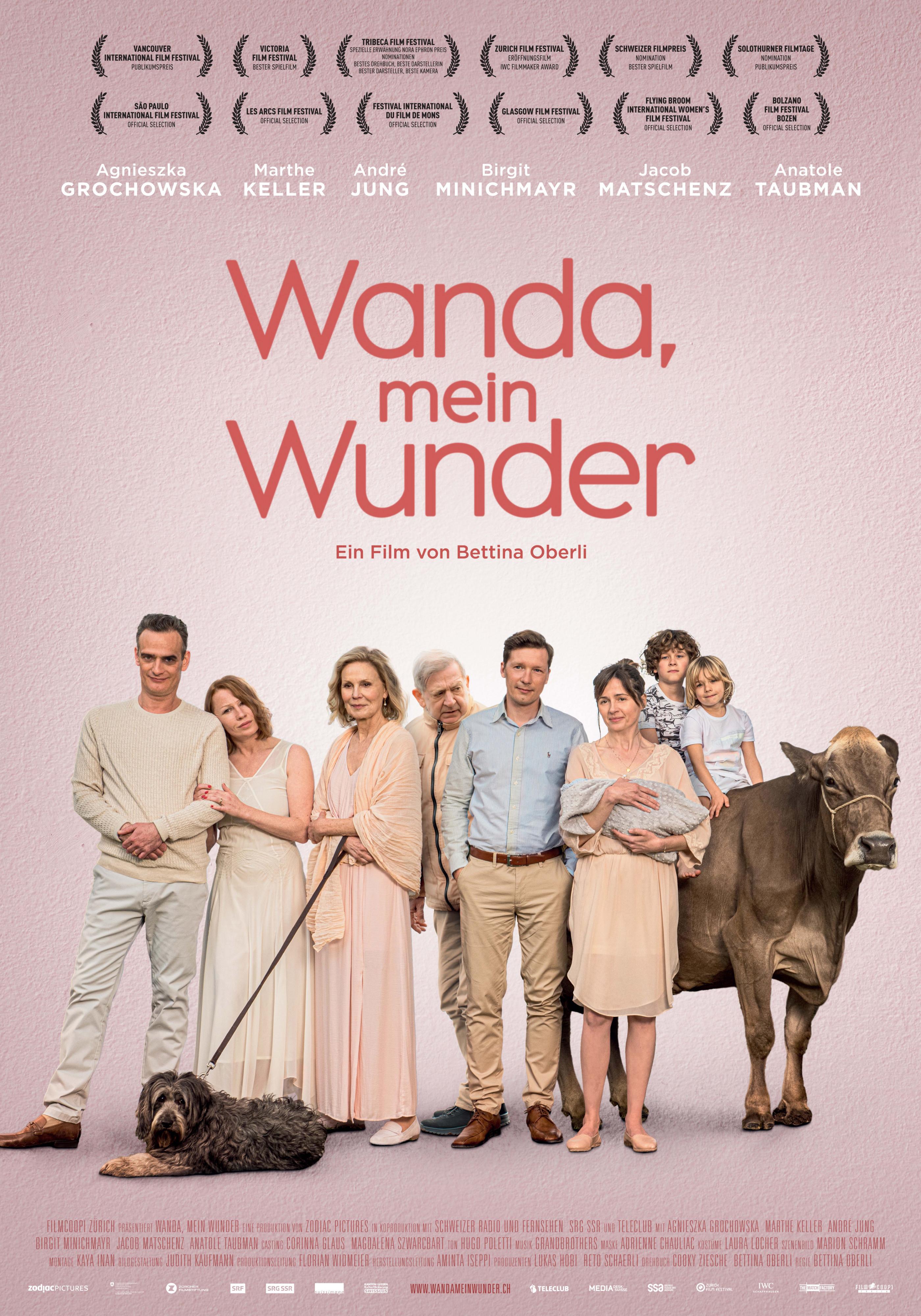 Plakat: Wanda, Mein Wunder